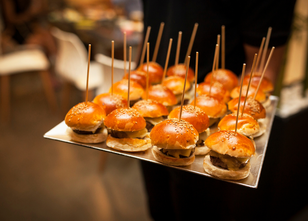 mini cheeseburgers game day appetizers