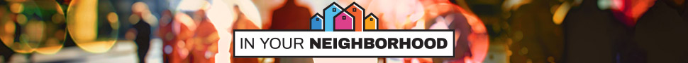 in your neighborhood banner