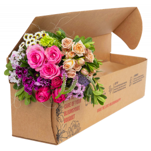 bloomsybox flowers in monthly subscription box