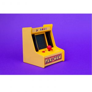 mini pac-man arcade game for your desk