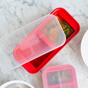 souper cube freeze trays
